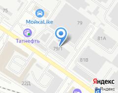 Компания Вин-код.рф на карте города