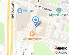 Компания Юлмарт на карте города