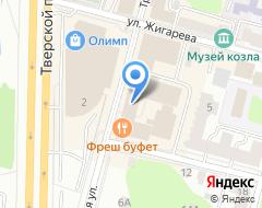 Компания Актив-ЮЛ на карте города