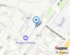 Компания ТверьТюнинг на карте города