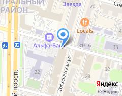 Компания Печати.ru на карте города