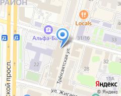 Компания АКБ Ланта-Банк на карте города