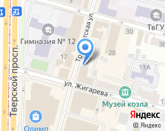 Компания VisaTourService на карте города