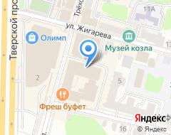 Компания ЭкспрессКредитСервис на карте города