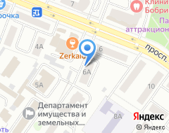 Компания ЕвроЛюкс на карте города