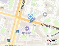 Компания МАКС-М на карте города