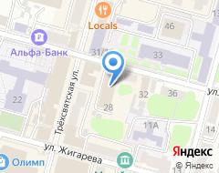 Компания УНИВЕР на карте города