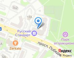 Компания Новгородаудит на карте города