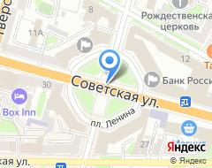 Компания БИЗНЕС-ПЛАН-ТВЕРЬ на карте города