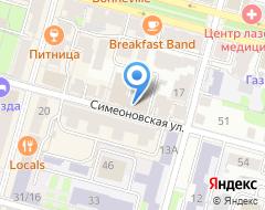 Компания Профтрейдинг-Тверь на карте города