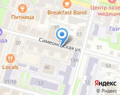 Компания Эквивалент-Аудит на карте города