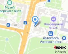 Компания Адвокатский кабинет Саркисян Т.Н. на карте города