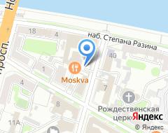 Компания Октава на карте города