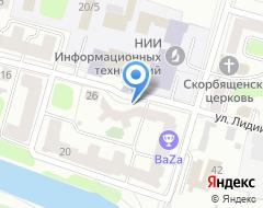 Компания Адвокат Шеховцов А.Н. на карте города