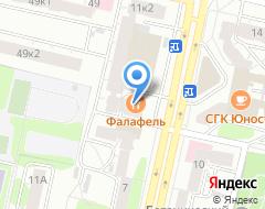 Компания Тверской областной фонд ипотечного жилищного кредитования на карте города