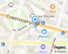 Компания WIN consulting group на карте города