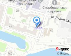 Компания Всероссийский банк развития регионов на карте города