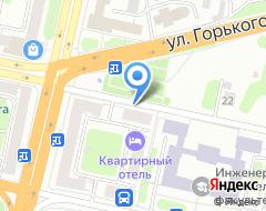 Компания Бюро товарных экспертиз-Тверь на карте города