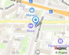 Компания Hotdengi.ru на карте города