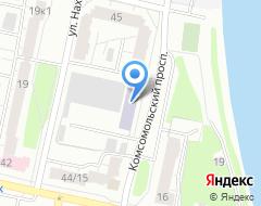 Компания СТО ДОРОГ-Т на карте города