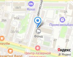 Компания Развитие на карте города