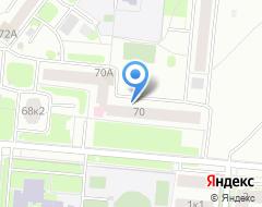 Компания Адвокатский кабинет Петрова В.В. на карте города