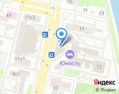 Компания Автостиль на карте города