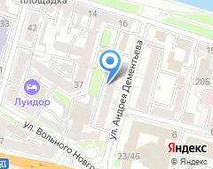Компания МаТИК Яковлев и Партнеры на карте города