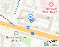 Компания Статут на карте города