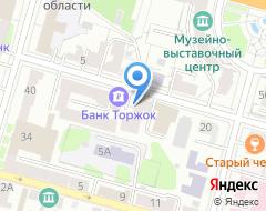 Компания Центр юридических услуг Сергея Ратникова на карте города