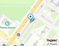Компания Оценка плюс на карте города