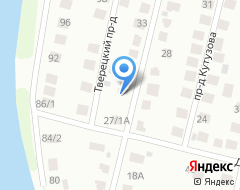 Компания Адвокатский кабинет Харламова С.А. на карте города
