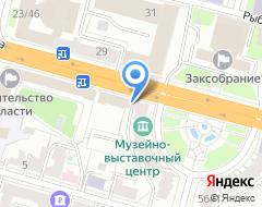 Компания Октант на карте города