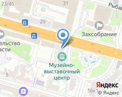 Компания СовИнвест-Недвижимость на карте города