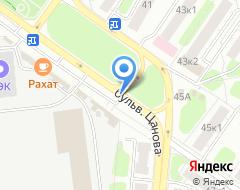 Компания Магазин автозапчастей для автобусов ПАЗ и малотоннажных отечественных грузовых автомобилей на карте города