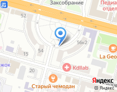 Компания АКБ Российский капитал, ПАО на карте города