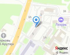 Компания Страховой брокер Голованов Д.А. на карте города