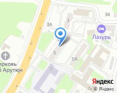 Компания Независимая экспертиза, АНО на карте города