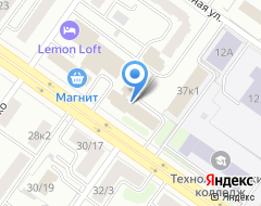 Компания Бизнес-Гарант на карте города