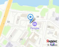 Компания Тверской центр технических экспертиз на карте города