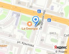 Компания ВДПО на карте города