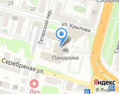 Компания ГубернаторЪ на карте города