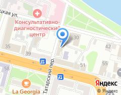 Компания Автоколор на карте города