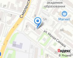 Компания Нотариус Медникова Л.В на карте города
