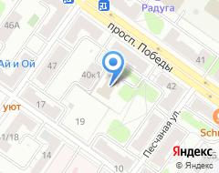 Компания Тверьоблэлектро на карте города