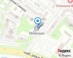 Компания Северо-Западный Союз на карте города