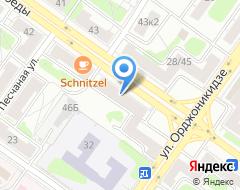 Компания Portfoto на карте города