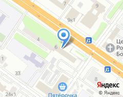 Компания Призма на карте города