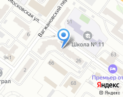 Компания СПЕЦЭЛЕКТРОСТРОЙ на карте города