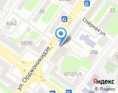 Компания Алмаз на карте города